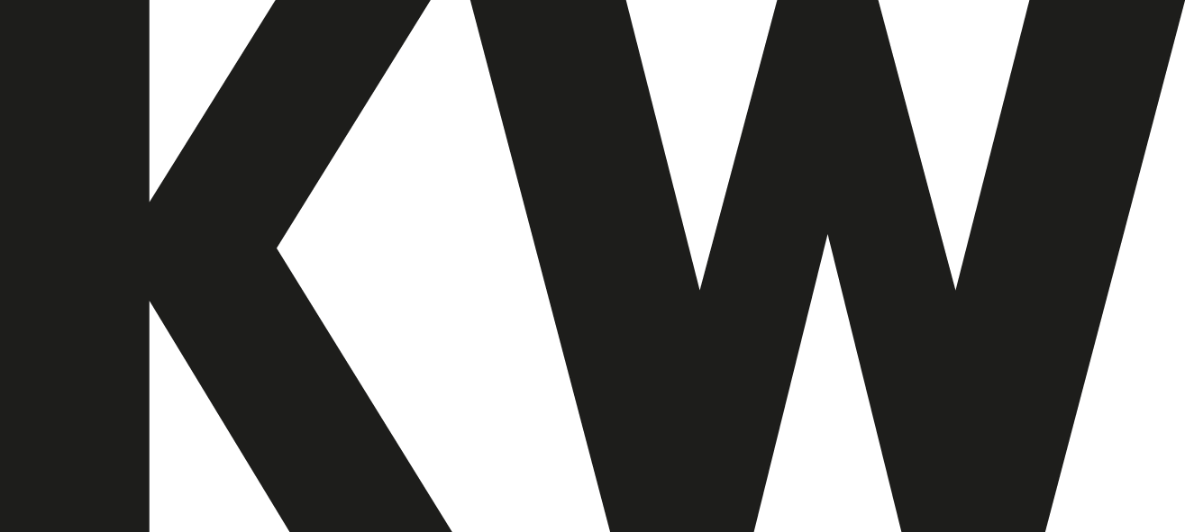 KW Institute for Contemporary Art logo